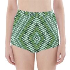 Protect Two High Waisted Bikini Bottoms