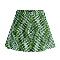 Protect Two Mini Flare Skirt