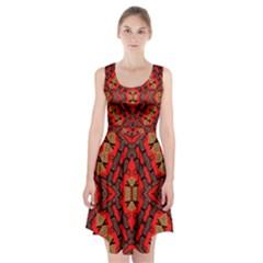 B U L L E T G U N Racerback Midi Dress