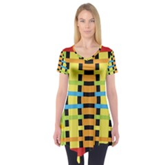 Starette Noreen Short Sleeve Tunic