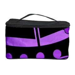 Boat - purple Cosmetic Storage Case