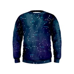 Constellations Kids  Sweatshirt