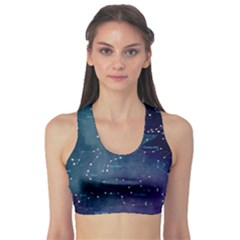 Constellations Sports Bra