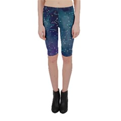 Constellations Cropped Leggings