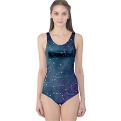 Constellations One Piece Swimsuit