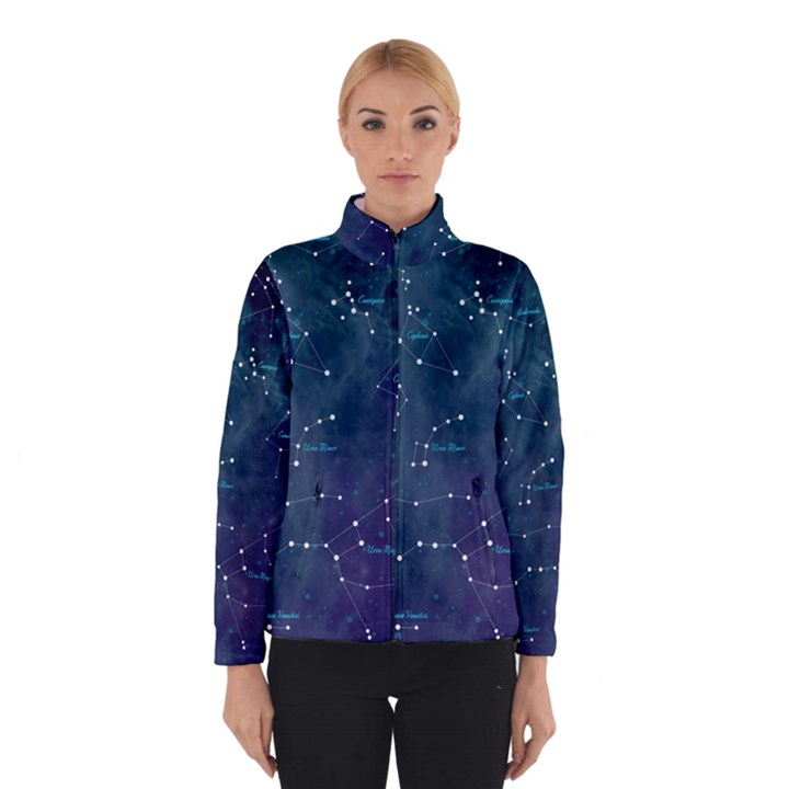 Constellations Winter Jacket