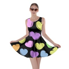 Valentine s Hearts Skater Dress