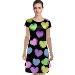 Valentine s Hearts Cap Sleeve Nightdress