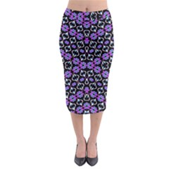 One Ness Midi Pencil Skirt