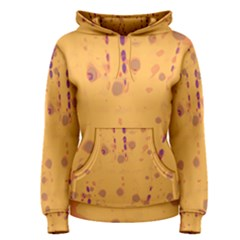 Orange decor Women s Pullover Hoodie