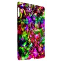 Pink Floral Abstract Apple iPad 3/4 Hardshell Case (Compatible with Smart Cover) View2