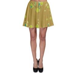 Digital art Skater Skirt