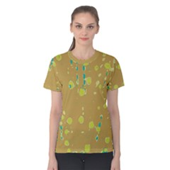 Digital art Women s Cotton Tee