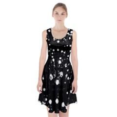 Black dream  Racerback Midi Dress
