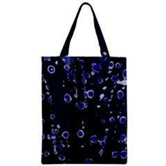Blue dream Zipper Classic Tote Bag