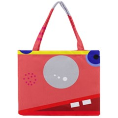 Cute face Mini Tote Bag