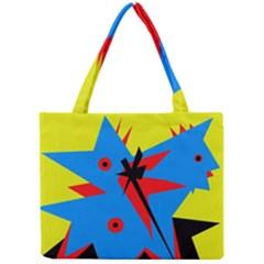 Clock Mini Tote Bag