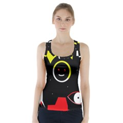 Stay Cool Racer Back Sports Top
