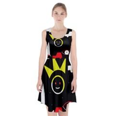 Stay cool Racerback Midi Dress