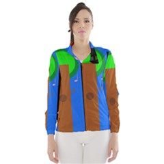 Growing  Wind Breaker (women)
