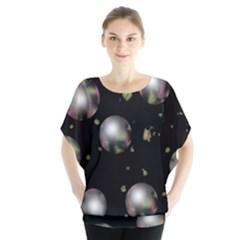 Silver Balls Blouse