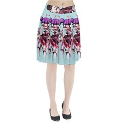 Second Date  Pleated Skirt