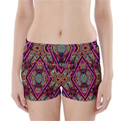 Pick A Number Boyleg Bikini Wrap Bottoms