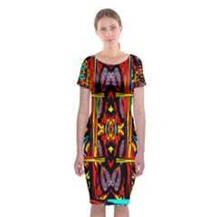 Ttttttttttttttttuku Classic Short Sleeve Midi Dress