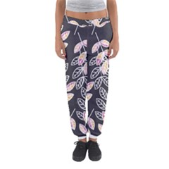 Winter Foliage Women s Jogger Sweatpants