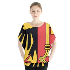 Coat Of Arms Of Geneva Canton  Blouse