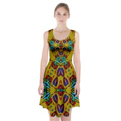Uk,  (2),u Racerback Midi Dress