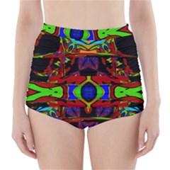 Uk,  (2),ujjoll High-Waisted Bikini Bottoms
