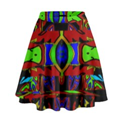 Uk,  (2),ujjoll High Waist Skirt