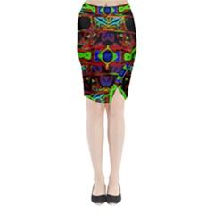 Uk,  (2),ujjoll Midi Wrap Pencil Skirt