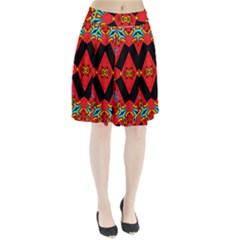 J,j, Pleated Skirt