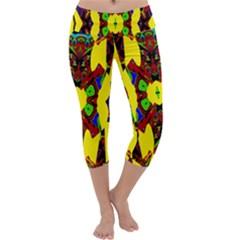 Uk,  (3),ujjollymky Capri Yoga Leggings