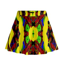 Uk,  (3),ujjollymky Mini Flare Skirt