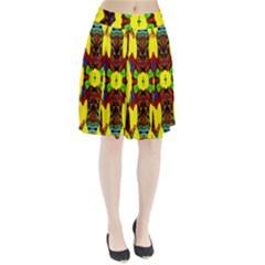 Uk,  (3),ujjollymky Pleated Skirt