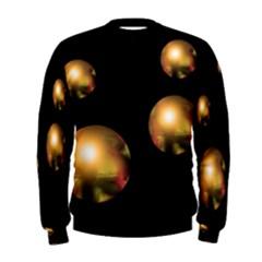 Golden pearls Men s Sweatshirt