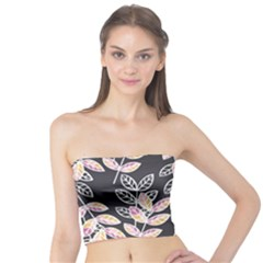 Winter Foliage Tube Top
