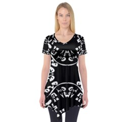 PLIGHT Short Sleeve Tunic