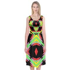 Friday Midi Sleeveless Dress