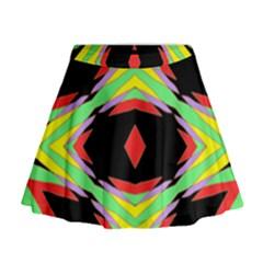 Friday Mini Flare Skirt