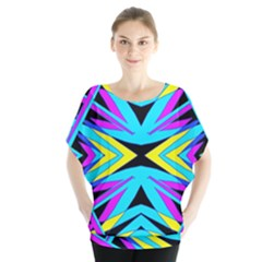 Art Off Wall Blouse