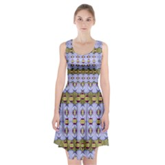 Soul Flower Racerback Midi Dress