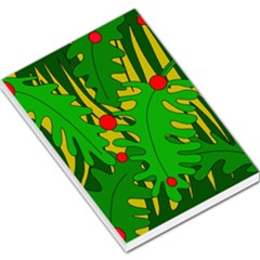 In the jungle Large Memo Pads
