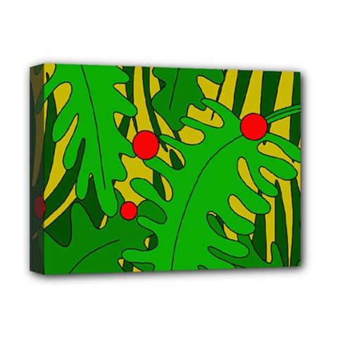 In the jungle Deluxe Canvas 16  x 12