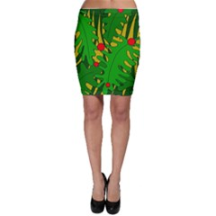 In the jungle Bodycon Skirt