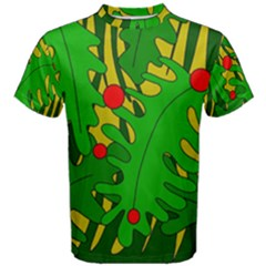 In the jungle Men s Cotton Tee