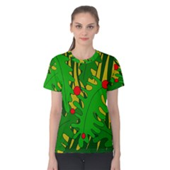 In the jungle Women s Cotton Tee